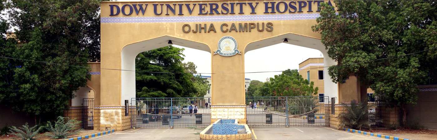 Welcome to Dow University of Health Sciences